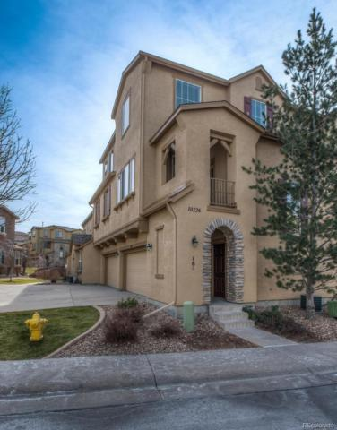 10526 Ashfield Street 16C, Highlands Ranch, CO 80126 (#2612205) :: House Hunters Colorado