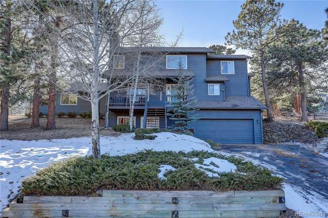 31342 N Bermuda Dunes Drive, Evergreen, CO 80439 (#2612571) :: The Scott Futa Home Team