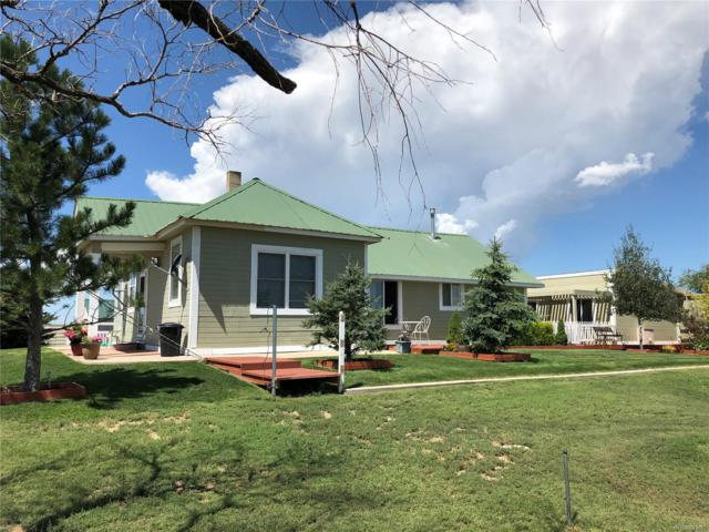 37957 County Road 46, Matheson, CO 80830 (#2612573) :: The Peak Properties Group