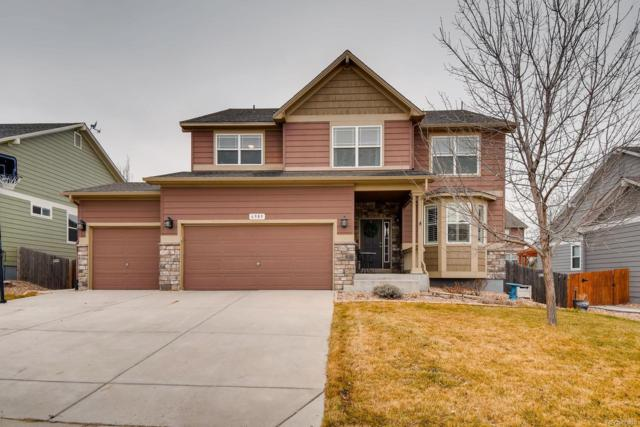 6989 Sunburst Avenue, Firestone, CO 80504 (#2612975) :: Compass Colorado Realty