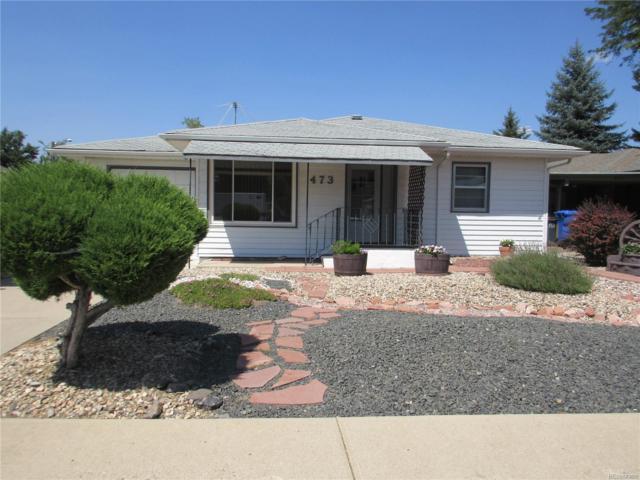 473 W 12th Street, Loveland, CO 80537 (MLS #2613060) :: Kittle Real Estate