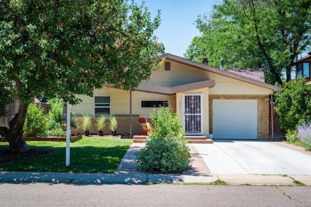1021 Locust Street, Denver, CO 80220 (#2613245) :: Bring Home Denver