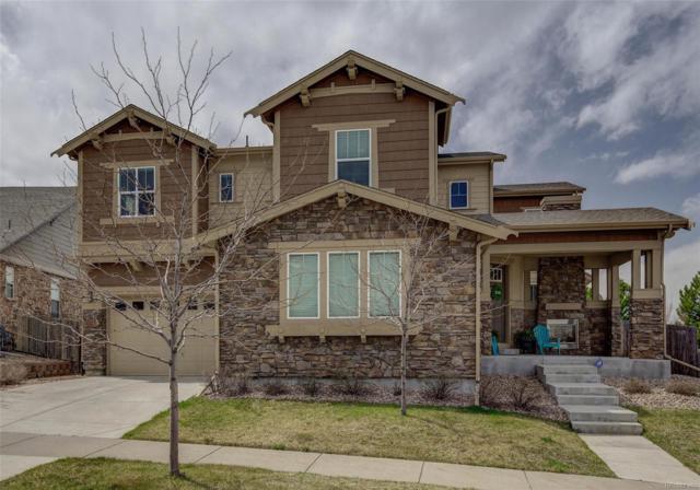 6229 S Jamestown Court, Aurora, CO 80016 (#2613547) :: The Peak Properties Group