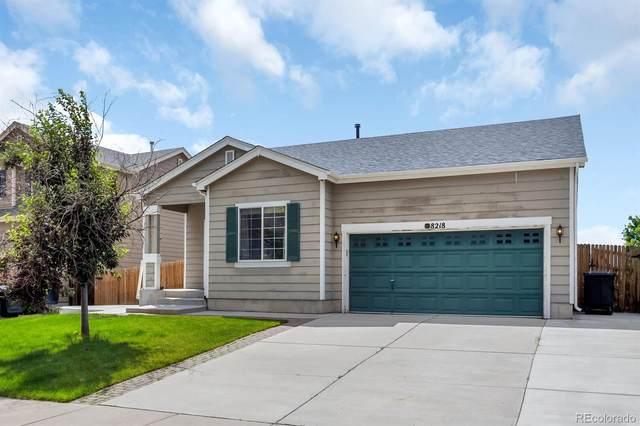 8218 Postrock Drive, Colorado Springs, CO 80951 (#2614139) :: Stephanie Fryncko   Keller Williams Integrity
