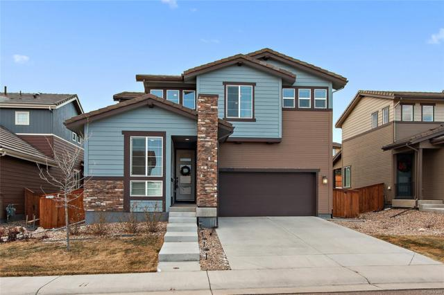14199 Touchstone Point, Parker, CO 80134 (#2614168) :: The City and Mountains Group