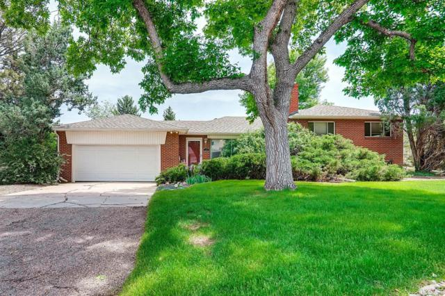 120 S Yarrow Street, Lakewood, CO 80226 (MLS #2614291) :: 8z Real Estate