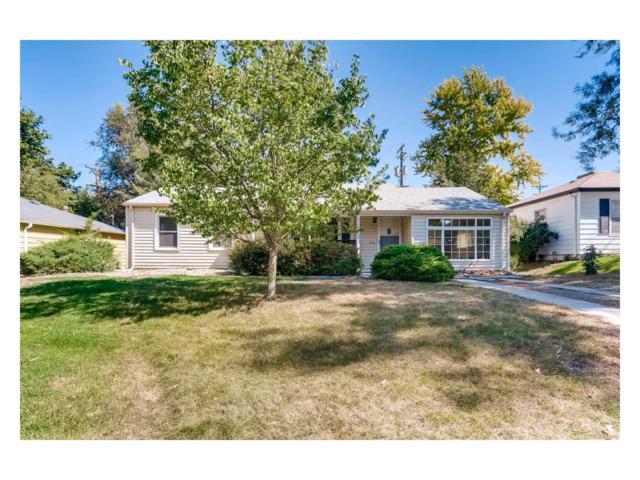 2872 S Harrison Street, Denver, CO 80210 (#2614332) :: Wisdom Real Estate