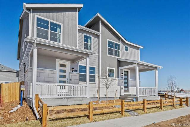 721 N Quatar Street, Aurora, CO 80018 (#2614391) :: The Colorado Foothills Team | Berkshire Hathaway Elevated Living Real Estate
