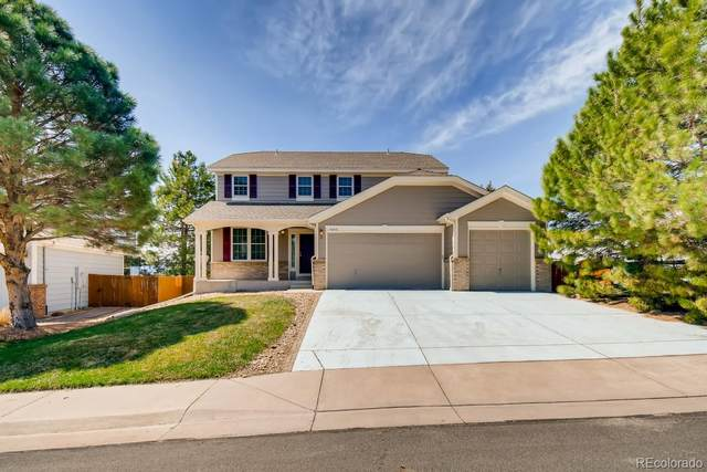 4043 Black Feather Trail, Castle Rock, CO 80104 (#2614940) :: The Healey Group