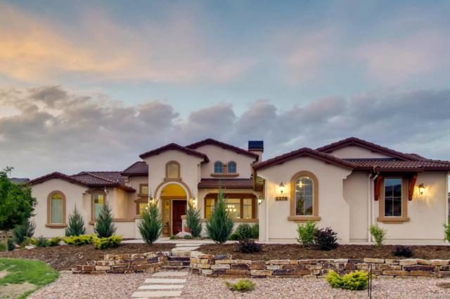 2278 Coyote Crest View, Colorado Springs, CO 80921 (#2615489) :: The Heyl Group at Keller Williams