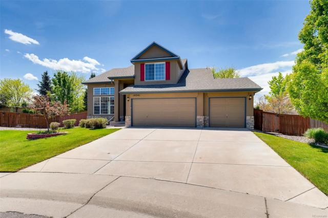10341 Royal Eagle Lane, Highlands Ranch, CO 80129 (#2615576) :: The Healey Group
