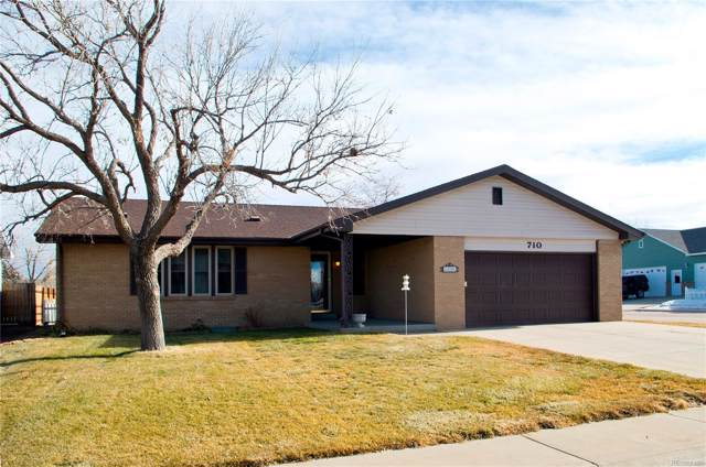 710 3rd Street, Bennett, CO 80102 (MLS #2616110) :: 8z Real Estate