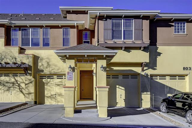 803 E 98th Avenue #108, Thornton, CO 80229 (#2616128) :: The Griffith Home Team