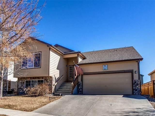 740 Cable Street, Lochbuie, CO 80603 (#2616234) :: The Colorado Foothills Team   Berkshire Hathaway Elevated Living Real Estate
