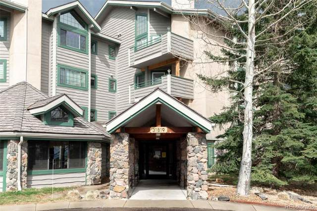 31819 Rocky Village Drive #209, Evergreen, CO 80439 (#2616278) :: Briggs American Properties