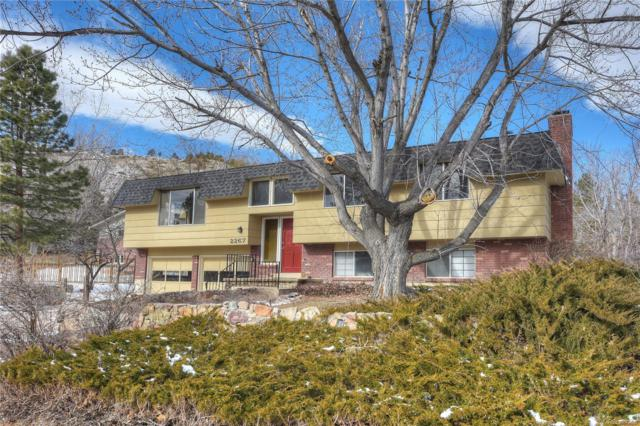 2267 Holyoke Drive, Boulder, CO 80305 (#2616358) :: The City and Mountains Group