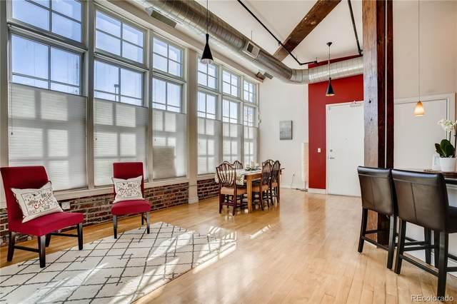 2441 Broadway #108, Denver, CO 80205 (MLS #2617505) :: 8z Real Estate
