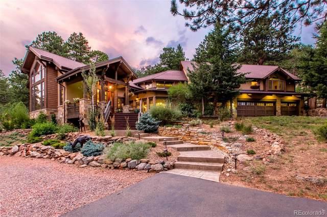 34814 W Meadow Road, Evergreen, CO 80439 (MLS #2617826) :: 8z Real Estate