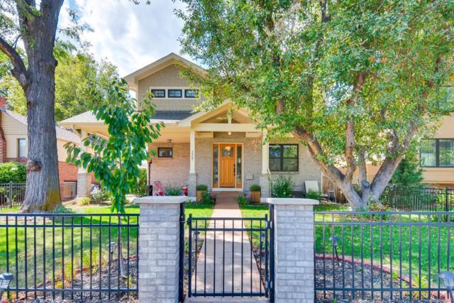 1567 S Josephine Street, Denver, CO 80210 (#2617844) :: The Griffith Home Team