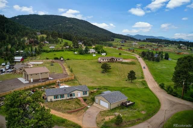 23454 Otowi Road, Indian Hills, CO 80454 (#2617866) :: Venterra Real Estate LLC