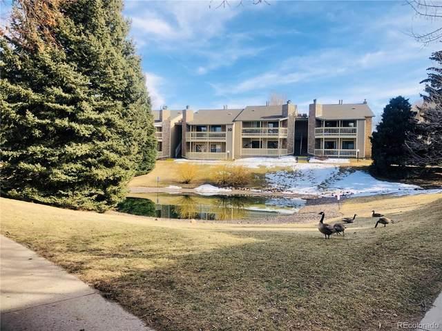 8335 Fairmount Drive 8-102, Denver, CO 80247 (#2617985) :: Briggs American Properties