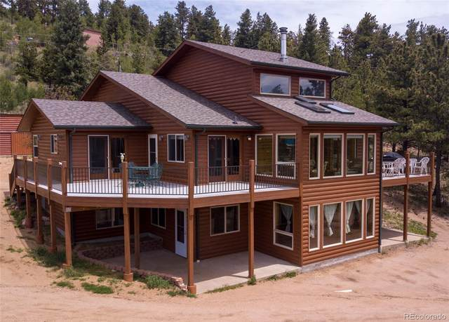 35 Forest Drive, Bailey, CO 80421 (#2618228) :: Colorado Home Finder Realty