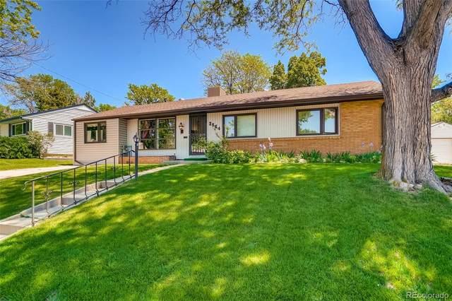 2564 S Clermont Street, Denver, CO 80222 (MLS #2618379) :: 8z Real Estate