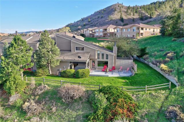 6998 Buckskin Drive, Littleton, CO 80125 (#2618780) :: The Peak Properties Group
