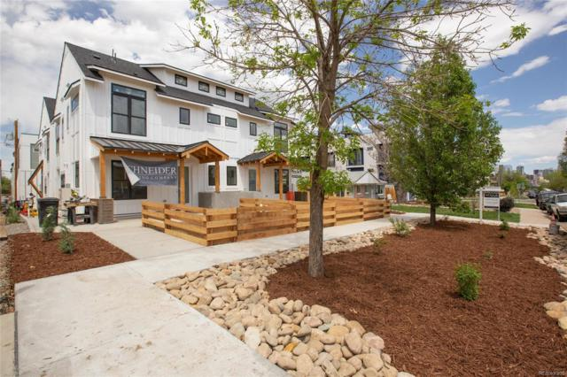3219 W 19th Avenue #3, Denver, CO 80204 (MLS #2618832) :: 8z Real Estate