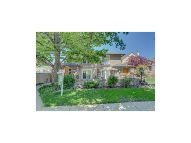 327 Steele Street, Denver, CO 80206 (#2618980) :: Wisdom Real Estate