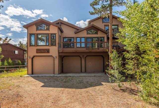 739 Grand Lake Lane, Grand Lake, CO 80447 (#2619050) :: The Peak Properties Group