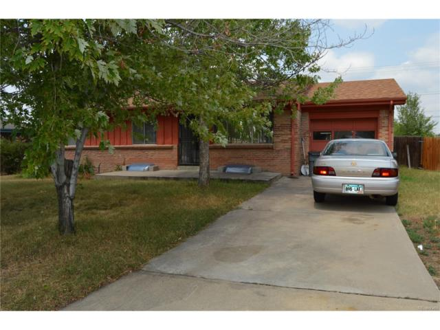 13167 E 6th Place, Aurora, CO 80011 (MLS #2619308) :: 8z Real Estate
