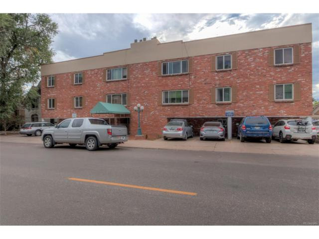 155 S Pennsylvania Street #212, Denver, CO 80209 (MLS #2619331) :: 8z Real Estate
