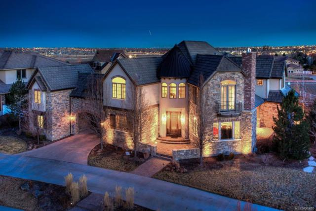 1040 Huntington Trails Parkway, Westminster, CO 80023 (#2619527) :: The Peak Properties Group