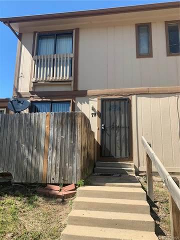 2567 Rainbow Drive #79, Denver, CO 80229 (#2619830) :: The Griffith Home Team