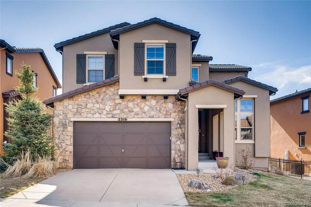 2316 S Lupine Street, Lakewood, CO 80228 (#2619831) :: Bring Home Denver with Keller Williams Downtown Realty LLC