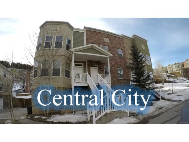 788 Brewery Drive, Central City, CO 80427 (MLS #2620543) :: 8z Real Estate