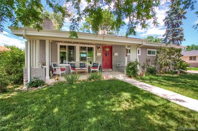 2307 W Caley Place, Littleton, CO 80120 (#2621436) :: Bring Home Denver with Keller Williams Downtown Realty LLC