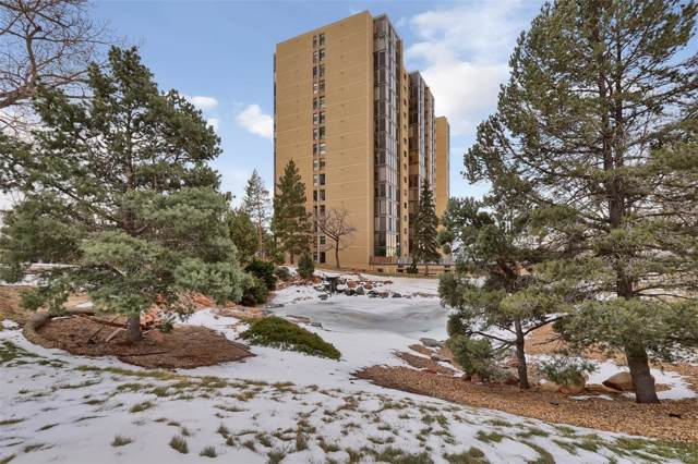 7877 E Mississippi Avenue #902, Denver, CO 80247 (MLS #2622224) :: 8z Real Estate