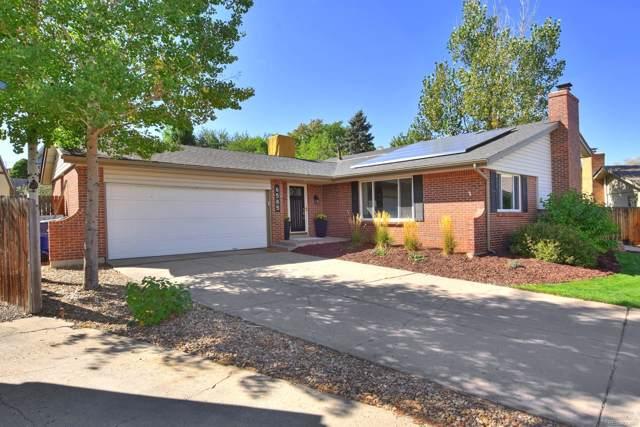 6585 S Bellaire Circle, Centennial, CO 80121 (MLS #2622621) :: 8z Real Estate