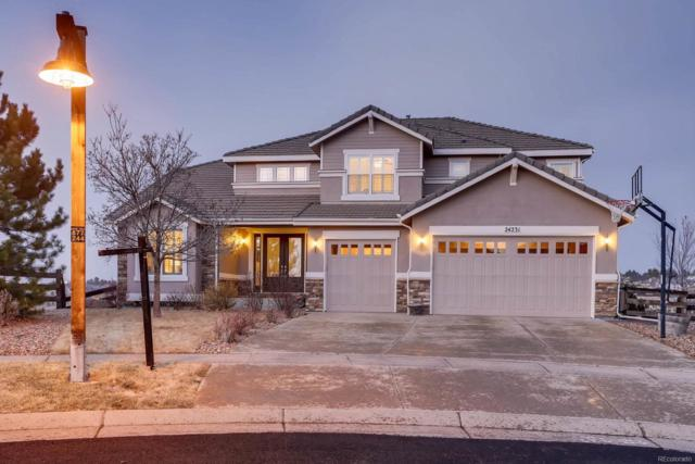 24231 E Moraine Place, Aurora, CO 80016 (#2622791) :: The Galo Garrido Group