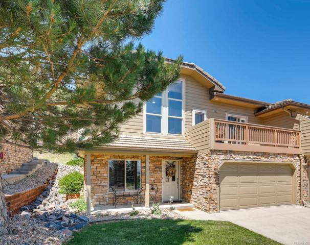 6915 Buckskin Drive, Littleton, CO 80125 (#2622796) :: The Tamborra Team