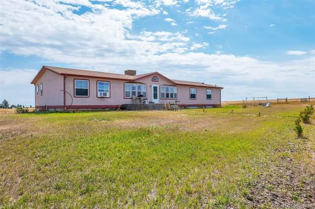 9522 Sun Country Drive, Elizabeth, CO 80107 (#2622956) :: iHomes Colorado