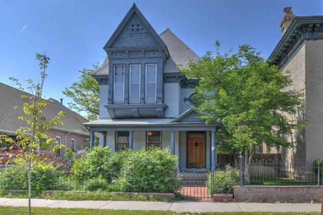 2525 Champa Street, Denver, CO 80205 (MLS #2623151) :: 8z Real Estate
