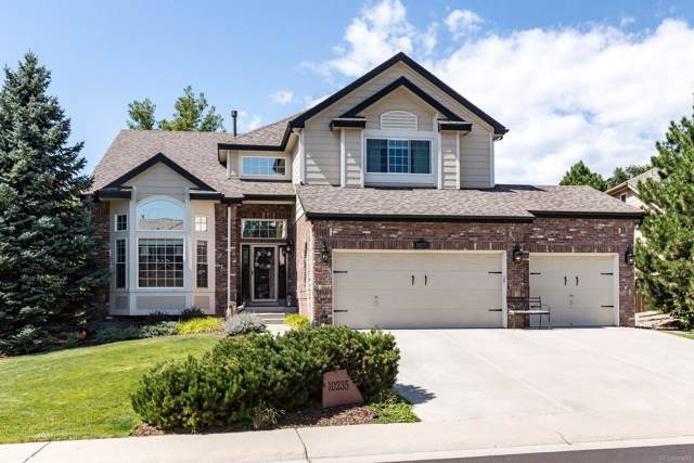 10235 Charissglen Circle, Highlands Ranch, CO 80126 (#2623379) :: The HomeSmiths Team - Keller Williams