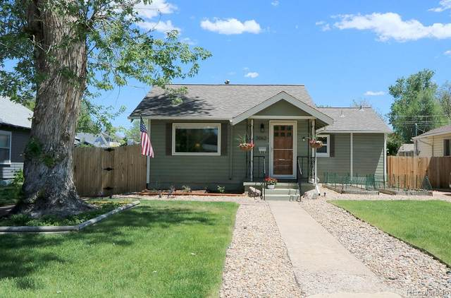 3062 S Pearl Street, Englewood, CO 80113 (#2623444) :: The Gilbert Group
