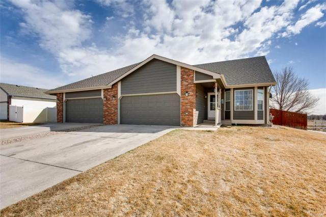 3928 24th Avenue, Evans, CO 80620 (#2623569) :: The DeGrood Team