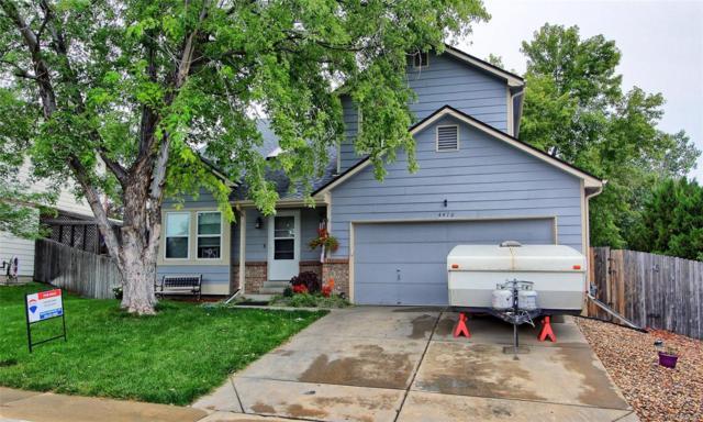 4470 E 106th Drive, Thornton, CO 80233 (#2623613) :: Wisdom Real Estate