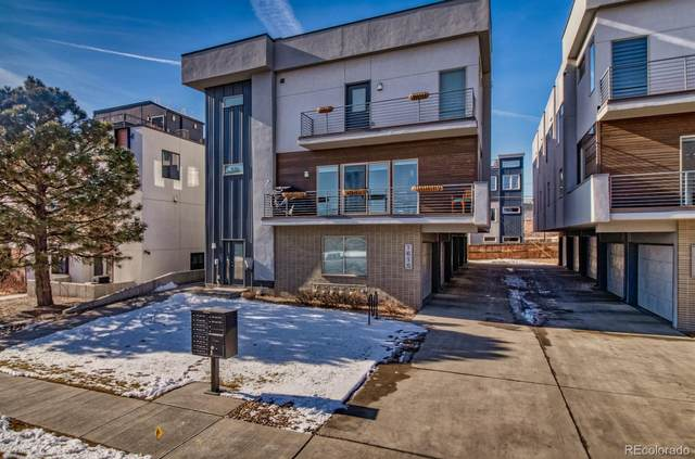 1615 Julian Street #102, Denver, CO 80204 (#2624245) :: The Margolis Team