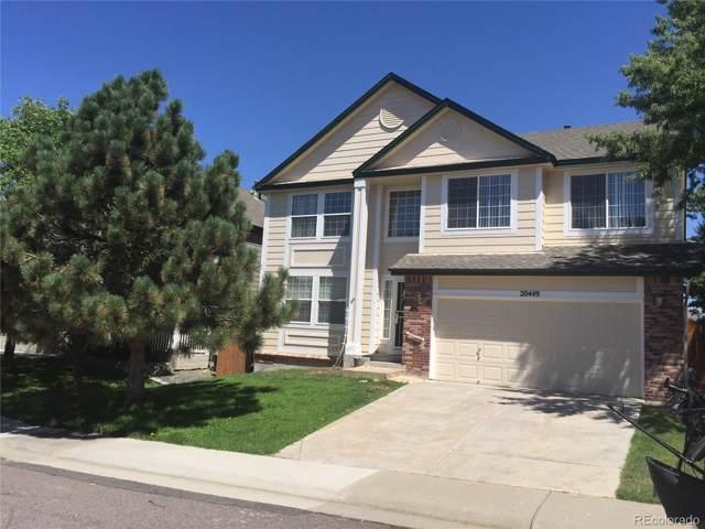 20449 E Mansfield Avenue, Aurora, CO 80013 (MLS #2624284) :: 8z Real Estate